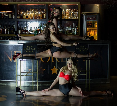 Sex shows in new orleans