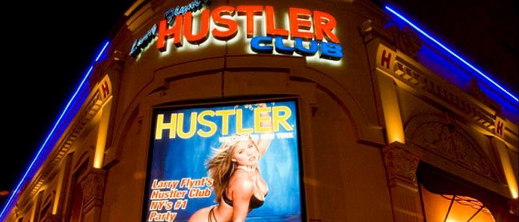 Is hustler club a brothel lick and
